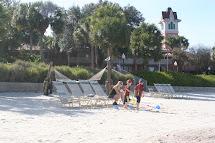 Barefoot Bay Beach Caribbean Disney