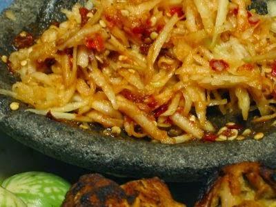 resep sambal mangga muda