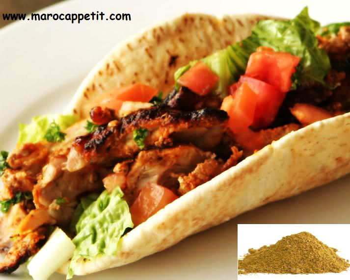 Epices chawarma | Shawarma spices