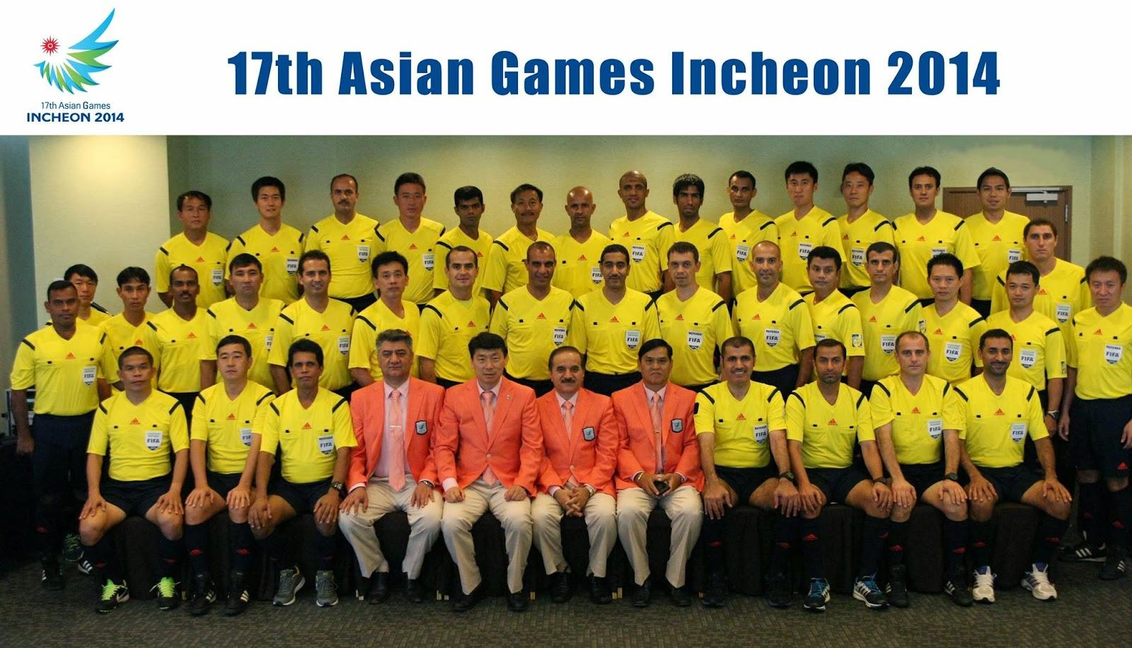 Asian Games Fifa