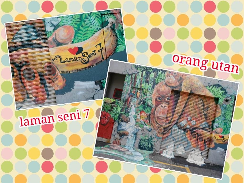 Laman Seni Seksyen 7, Shah Alam - P1