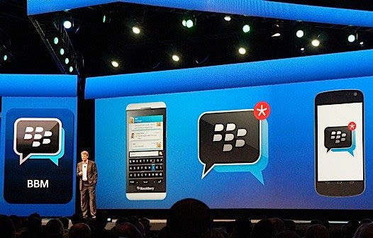 BBM for Android Will Revoked From Play Store 1 December , What Words