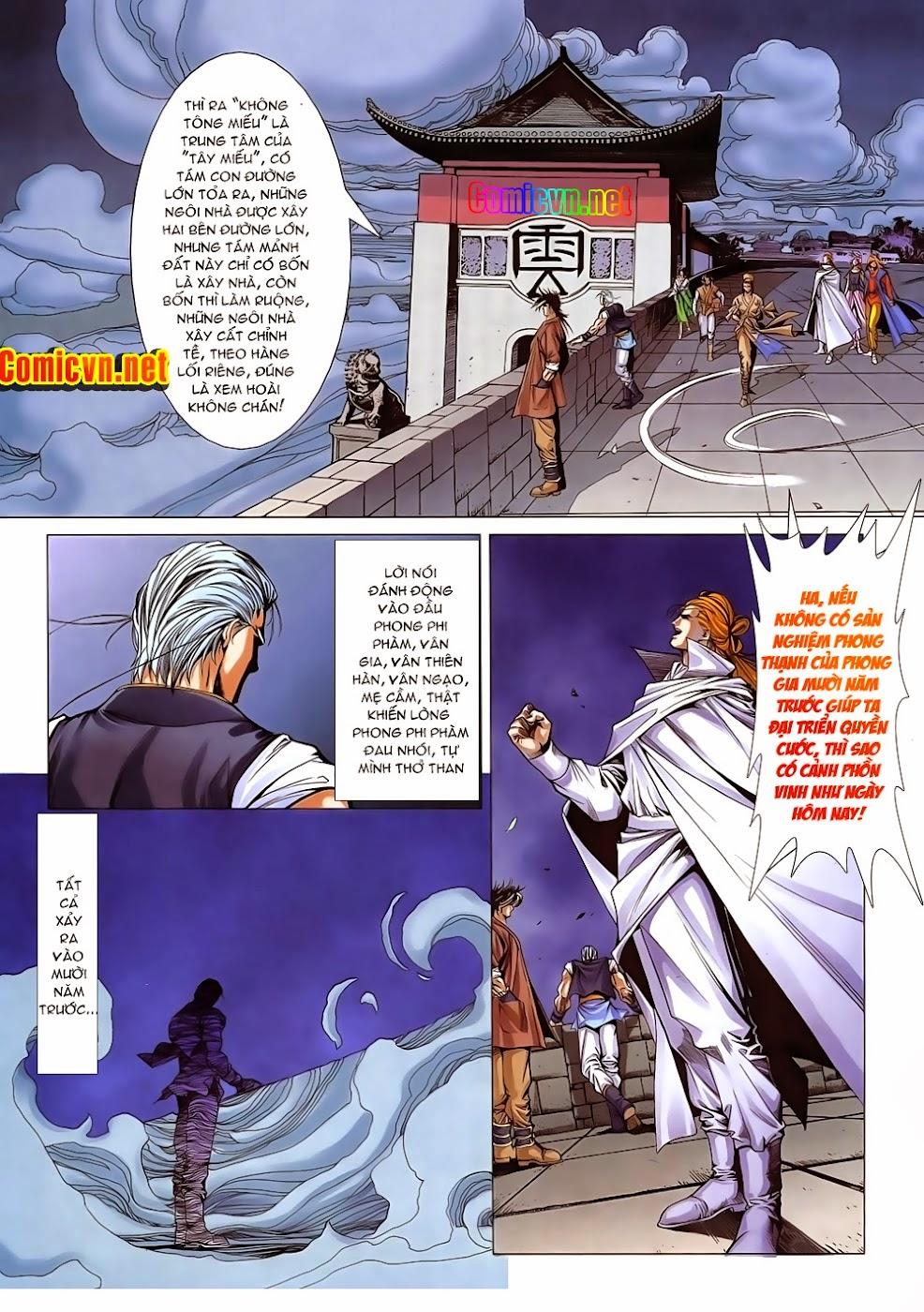 Lục Đạo Thiên Thư chap 14 - Trang 5