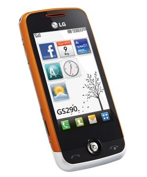 LG GS290 Tienda Claro Perú
