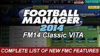 FMC14 Vita features and screenshots