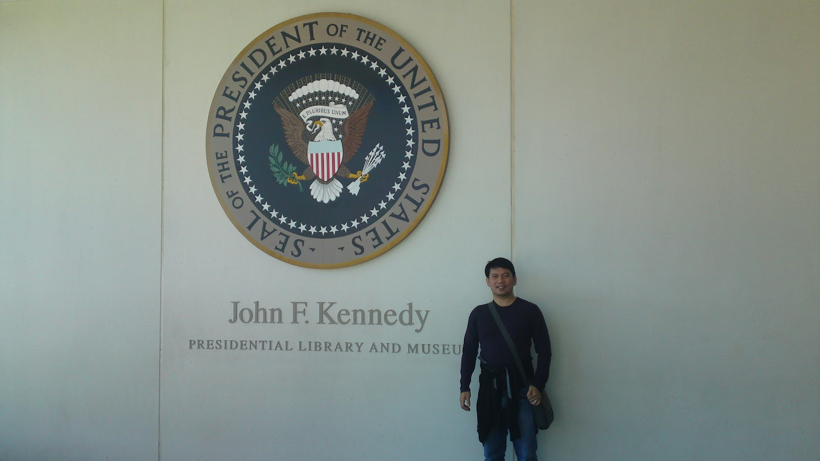 The John F  Kennedy Presidential Library and Museum. Harvard Business School Chronicles  Advanced Management Program 182