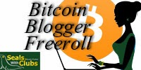 Bitcoin Blogger Freeroll