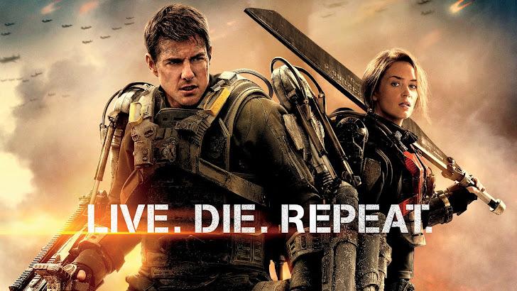 Edge of Tomorrow Movie 2014 05