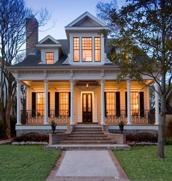 8 Most Important To Know About American Style Architecture House