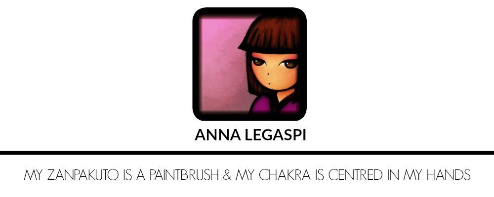 Anna the Anime Artist