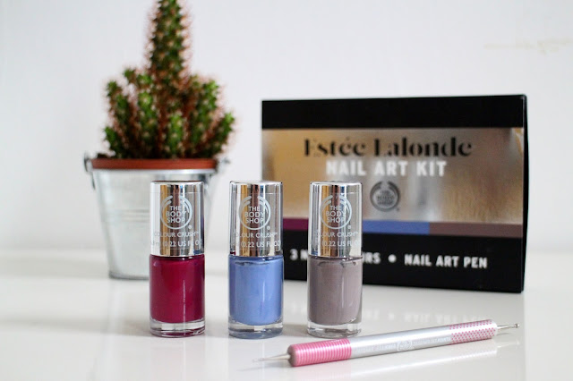 Estee Lalonde Nail Art Kit Eternal Sunday