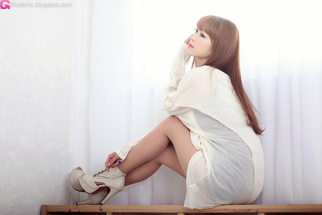 3 Lee Eun Hye - Sexy Sheer Top-very cute asian girl-girlcute4u.blogspot.com