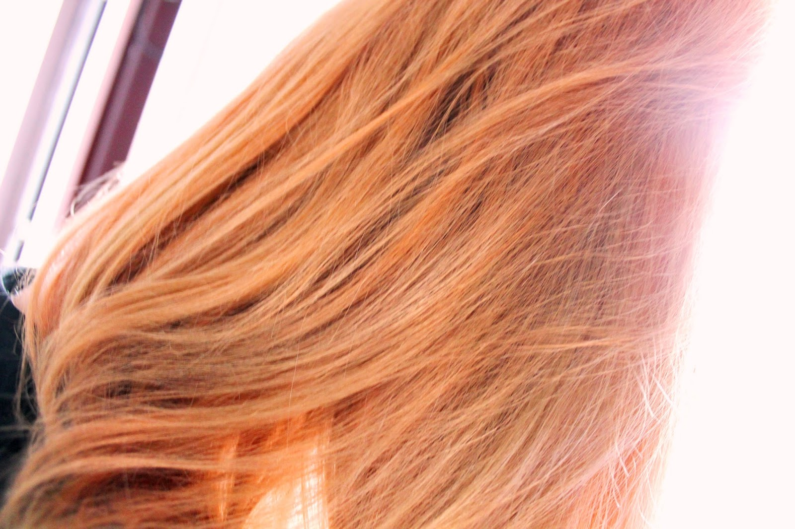 #ginger #head #red #hair #l'oreal #paris #prodigy #sävy #color