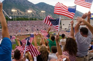 4th of July in Utah celebrations, parades events Freedom Festival