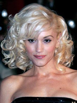 Gwen Stefani Blonde Hairstyles