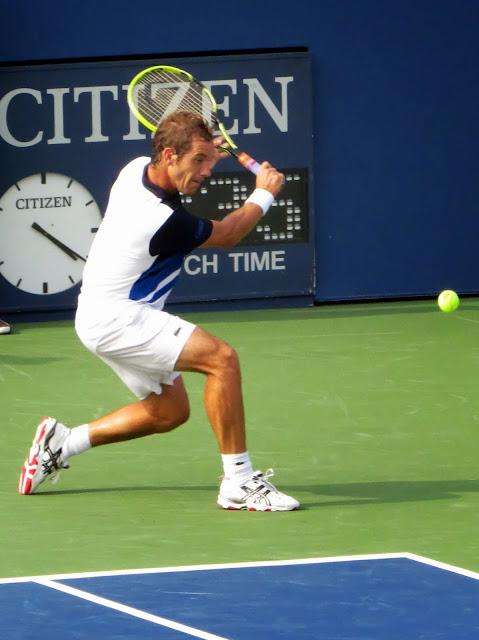 Richard Gasquet 2013 US Open