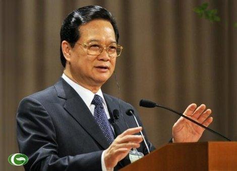 Thủ tướng Việt Nam Nguyễn Tấn Dũng: Nhân vật có ảnh hưởng nhất năm 2011