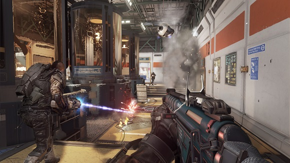 Download Call Of Duty : Advanced Warfare For PC Compressed | IFAN BLOG