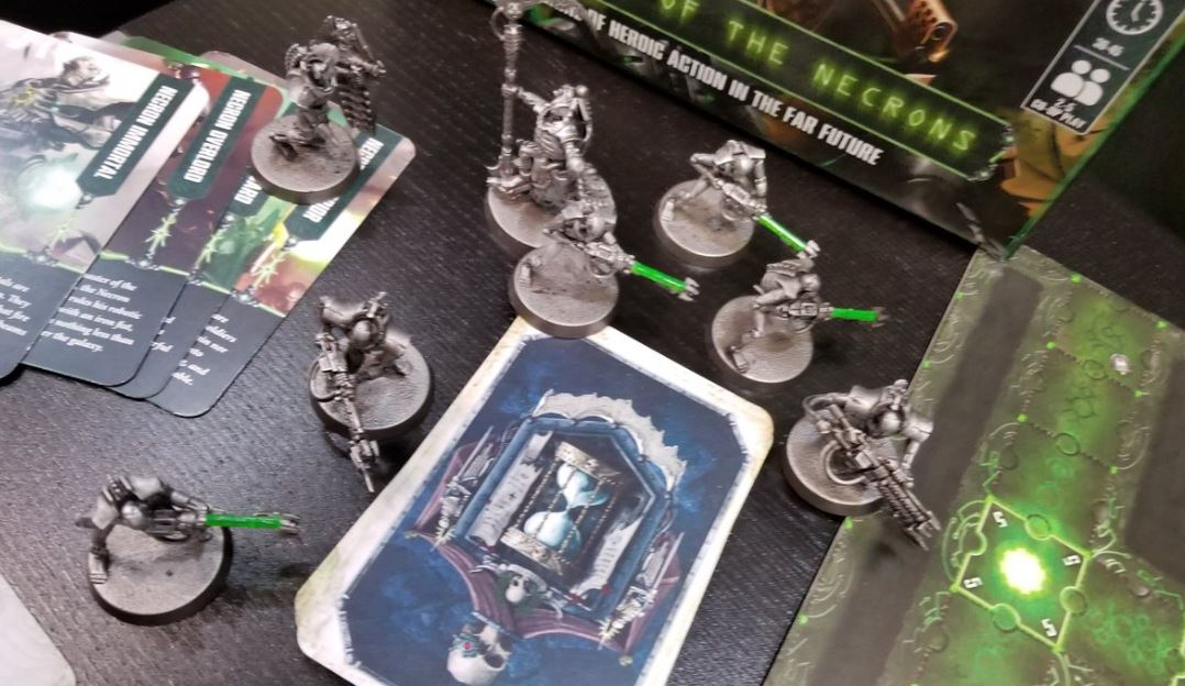 Labyrinth of the Necrons,