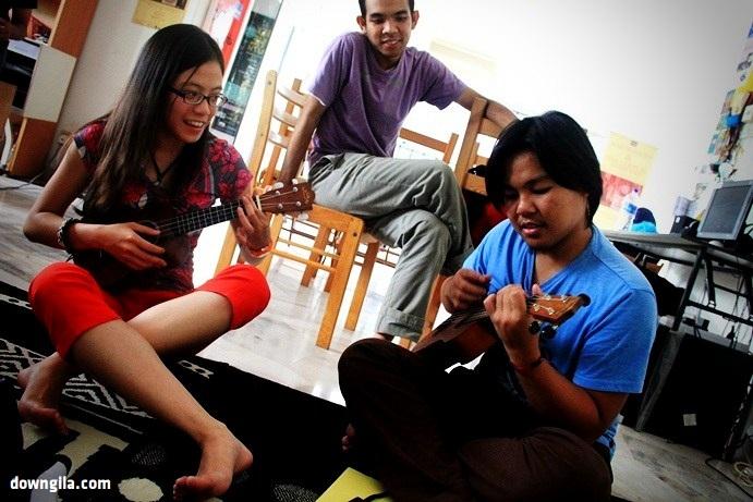 ukulele day malaysia 2012 pictures downgila