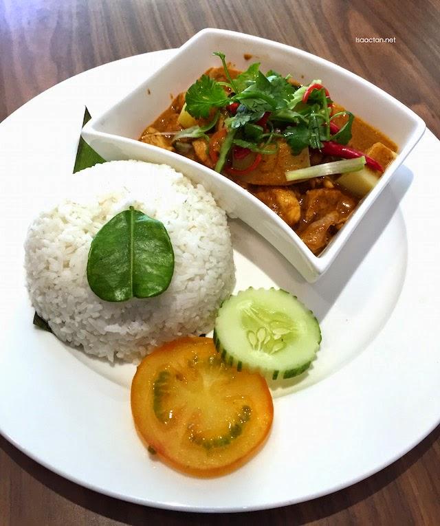 Massaman Curry - RM18