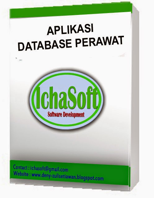 Software Aplikasi Database Perawat