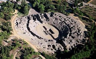 Anfiteatro de Itálica (Santiponce - Sevilla)