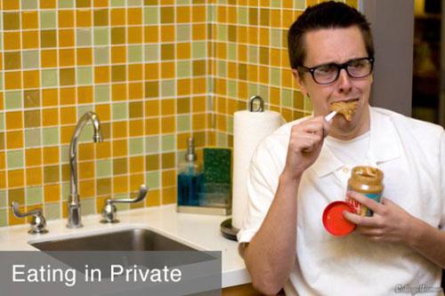 Vida pública X vida privada, Publicitário13
