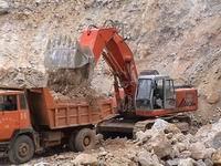 Excavator CE400-5 Face-shovel