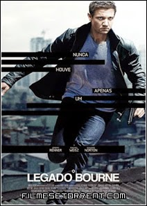 O Legado Bourne Torrent Dual Audio
