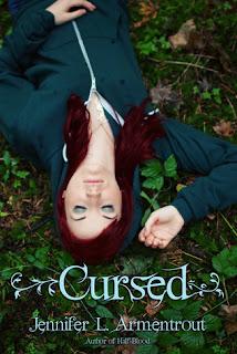 {ARC Review+G!veaway} Cursed by Jennifer L. Armentrout