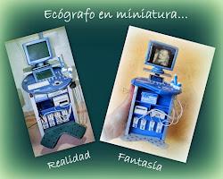 Ecógrafo en Miniatura