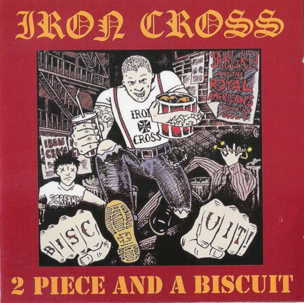 cross domination Iron