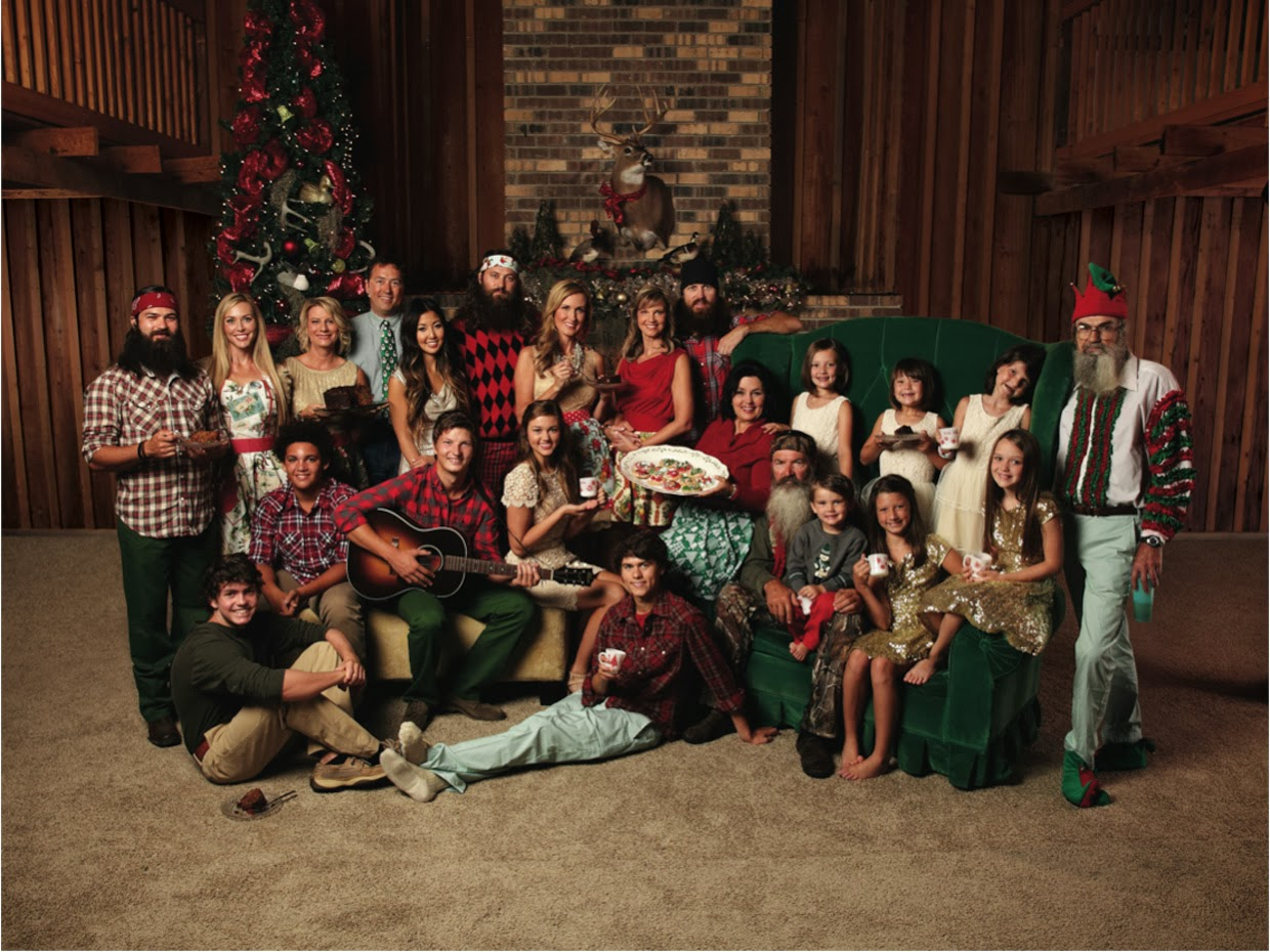 Duck Dynasty Christmas Special on Dec 11th!