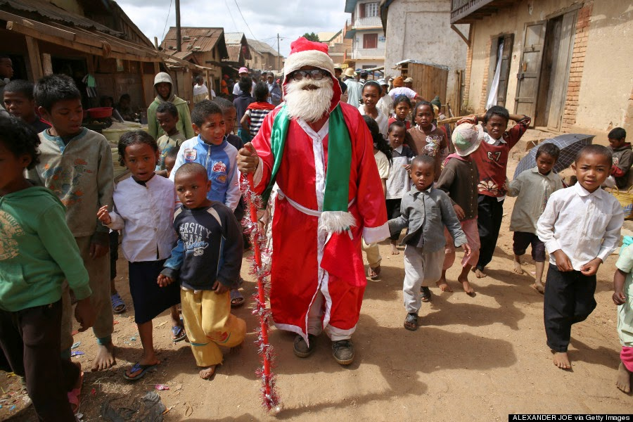 Decorations For Christmas In Ghana : Ghana mtc christmas traditions in madagascar