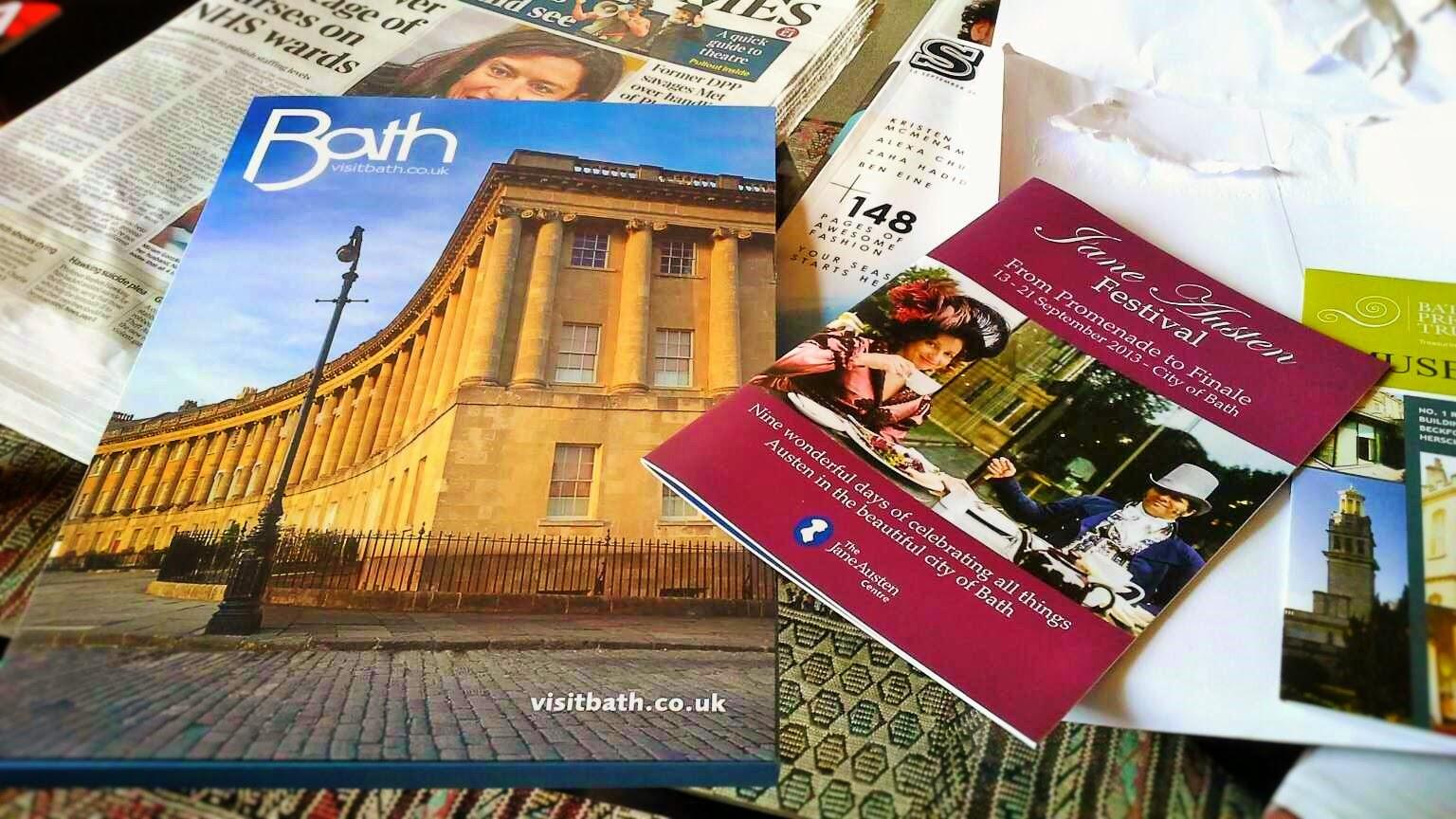 Visitare i luoghi di Jane Austen