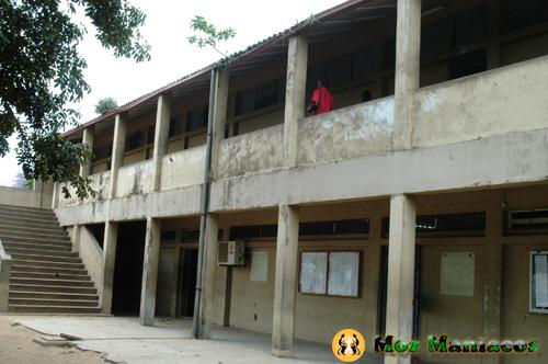 Escola Secundaria 8