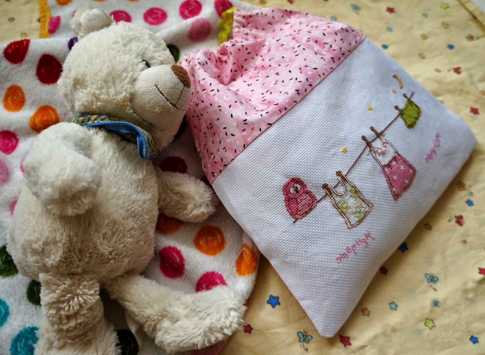 сумочка под пижаму, или пижамница