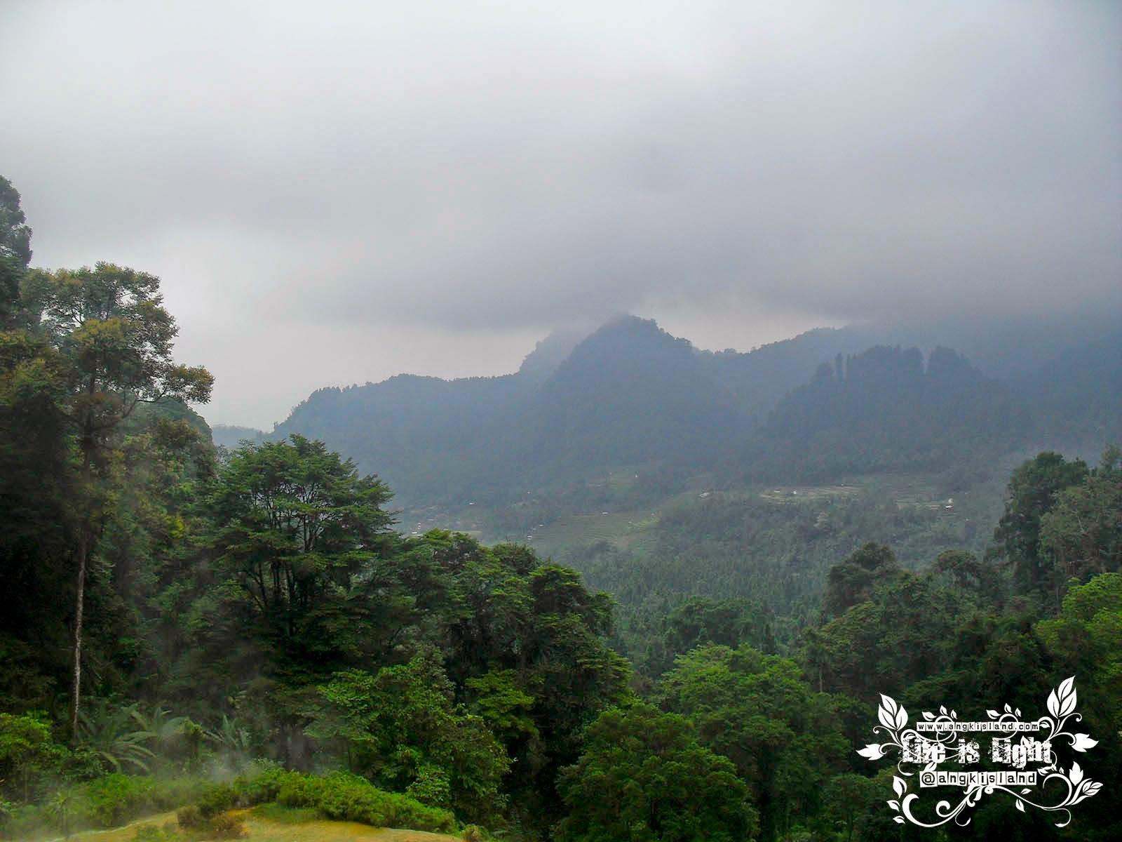gunung slamet baturraden
