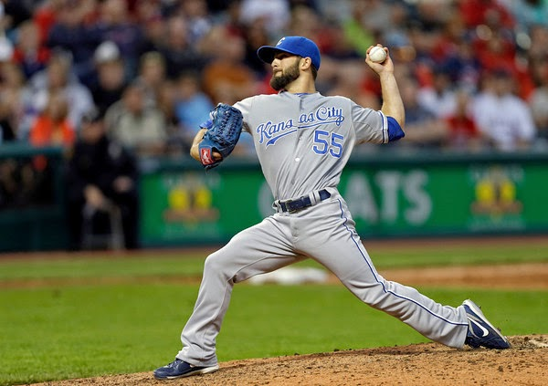 Worcester's Tim Collins In ALCS With Royals