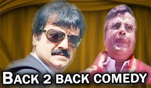 Vivek Vs S. S. Chandran Back 2 Back Comedy Scenes