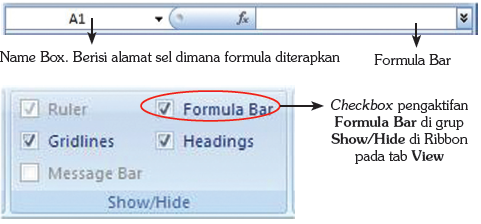 Formula Bar