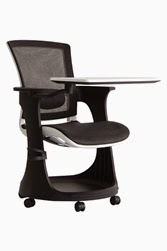 Eurotech Eduskate White and Black Personal Workstation