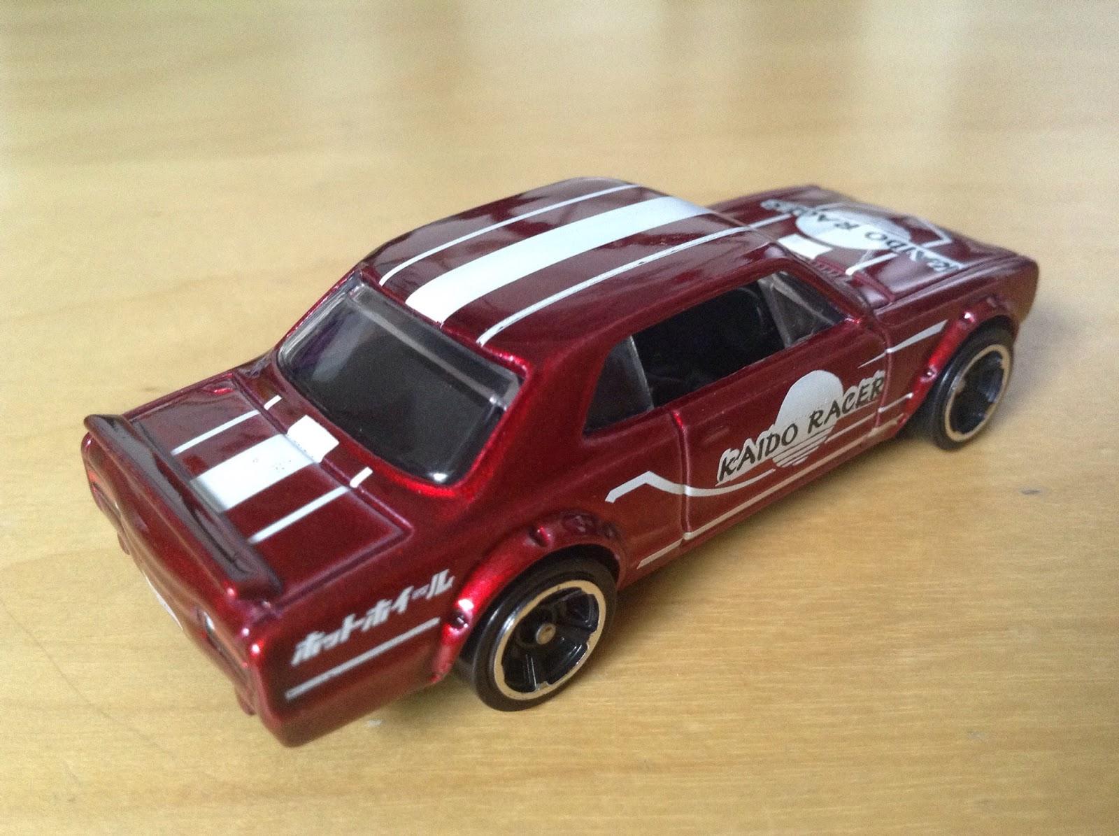 Nissan Skyline H/T 2000 GT-X (Kaido Racer) - 2015 HW Road Trippin': Mt. Fuji Touge Road (Walmart Exclusive)