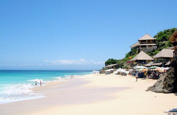 Dreamland Beach Bali Hotel