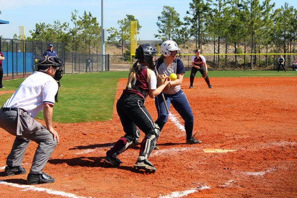 softball game - North Myrtle Beach Park & Sports Complex