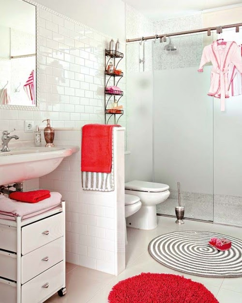 Ideas para el dise o del cuarto de ba o de ni as - Ideas para cuarto de bano ...