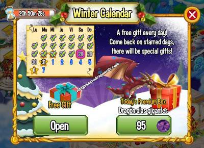 imagen del premium box del dragon alas gigantes