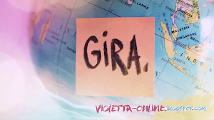 Violetta 3 - En Gira - Lyric Video