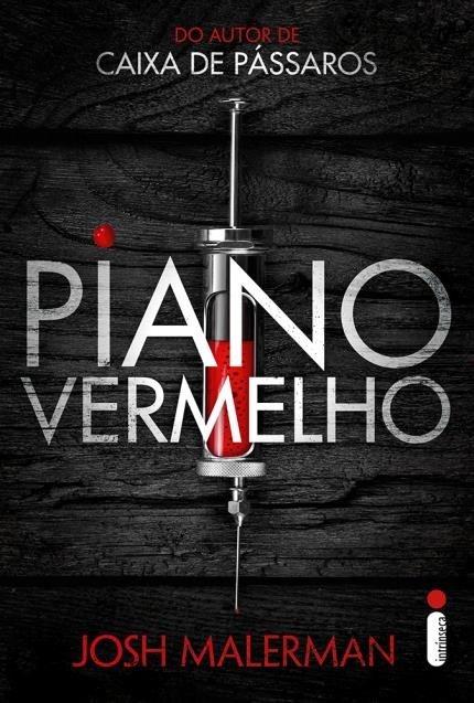 Next Release: Pré-Venda do Livro Piano Vermelho